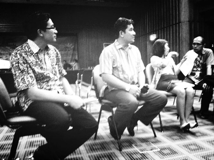 Final Meeting Dharma Santi Nyepi Caka 1935 Telkom Group