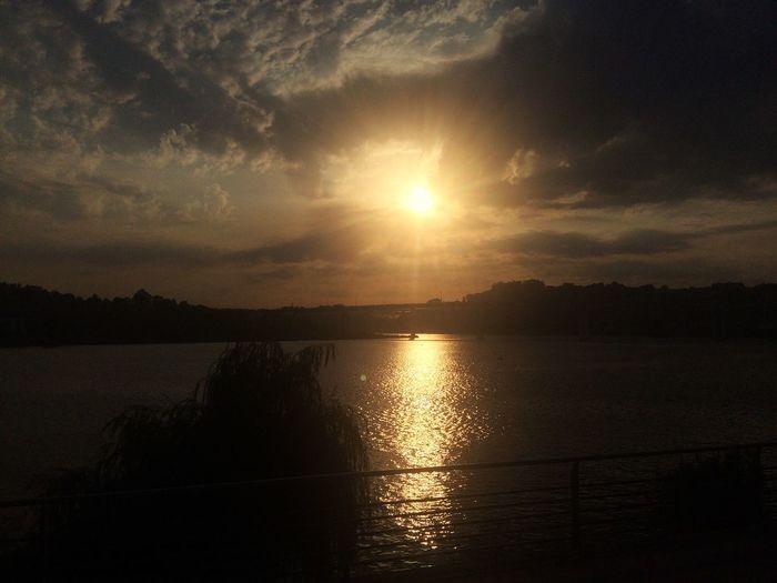 Sunset Sunset Skyporn Sky And Clouds Sunset_collection Sunset #sun #clouds #skylovers #sky #nature #beautifulinnature #naturalbeauty #photography #landscape Truelife Truestory Truelove Nature Photography