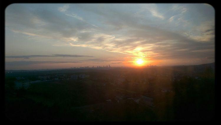 BatanGüneş Gunbatimi Gün Batımı Sun ☀