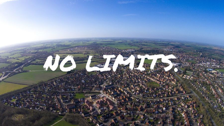 Norfolk Wymondham Drone  Dji Altitude No People Sky Outdoors No Limits First Eyeem Photo Flying High