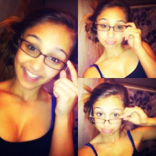 I Found My Glasses!