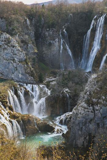 Water Waterfall
