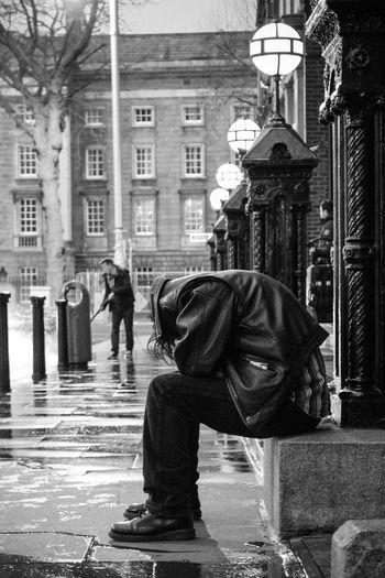 Dublin, Temple Bar The Street Photographer - 2016 EyeEm Awards Dublin Temple Bar