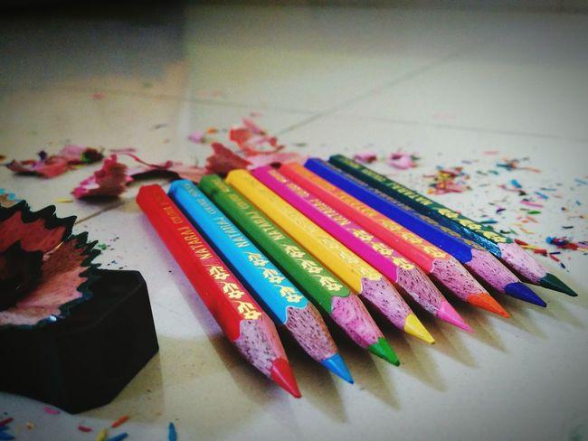 Colour Pencils Coloursplash Sharpies  Art, Drawing, Creativity