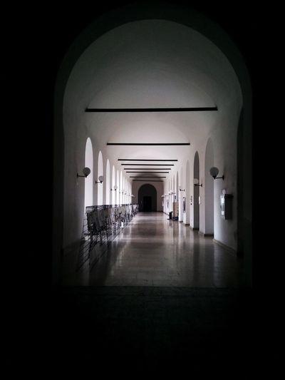 Historical Building Around Me Corridor Light And Shadow Taking Photos Taşkışla EyeEm Gallery Architecture Shadows & Lights