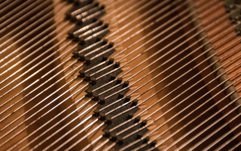 88 strings. Music Piano Close-up Musical Instrument Musical Instrument String Arts Culture And Entertainment Indoors  Full Frame Savannah 365project