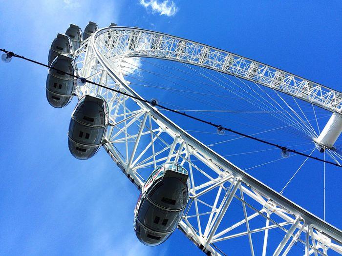 London Eye London Traveling Enjoying Life First Eyeem Photo