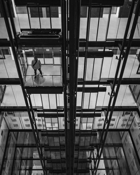 Elevator Man London Elevator Solo Urbanphotography City Urban City Life Check This Out Interior