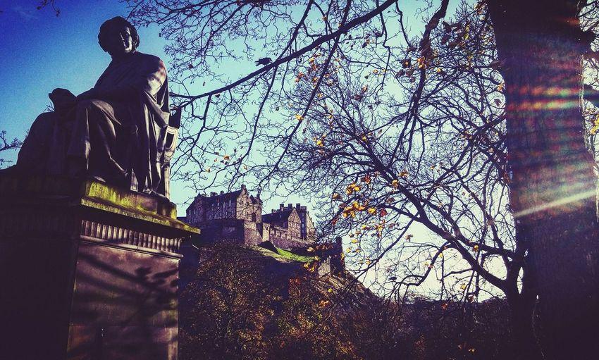 Edinburgh castle Taking Photos Hello World Check This Out Enjoying Life