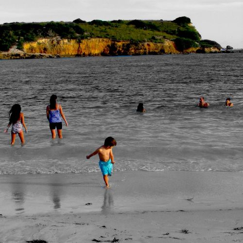 =[>|< C Θ V Σ >|<]= Colorsplash Nature_collection Ocean Nature People Mountains Water Beach Waves Everyday Joy