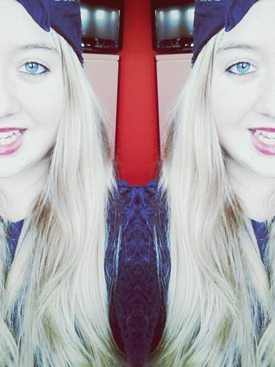 Never Tell Me To Keep Kalm :3 Kay One Blue Eyes <3 I Want To Say Hi ☆