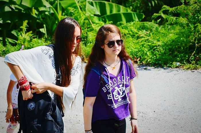 The Tourist Green Blacksea Amazing Bff Friendship Bestfriend Together Trip Road Lovely