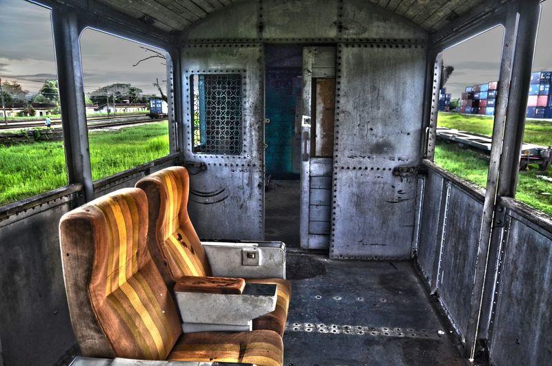 HDR Old Train Station Port Klang EyeEm Best Shots - HDR