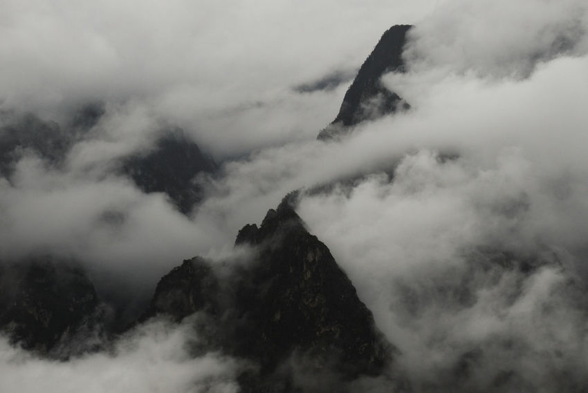 First heights of Yulong Xue Shan (Jade Dragon Snow Mountain) Cloudy Sky Gorges Du Saut Du Tigre Hutiaoxia Jade Dragon Snow Mountain Landschaft Leaping Tiger Gorge Perspectives On Nature The Week On EyeEm Travel Photography Traveling Traveling In China Beauty In Nature Landscape Mountain Nature Outdoors Scenics Voyages Yunnan Shades Of Winter The Great Outdoors - 2018 EyeEm Awards