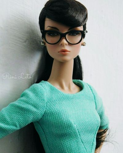 Fashion Eyeglasses  Fashion Royalty Integrity Toys Integritytoys Dolls Doll Photography