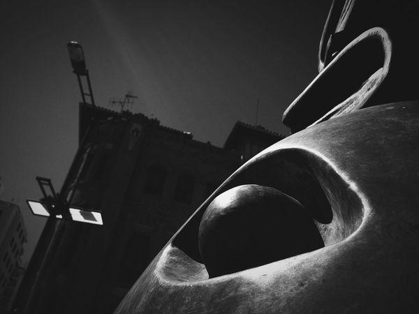 'Blind eye'. NEM Black&white Streetphoto_bw City 2.0 - The Future Of The City NEM Street