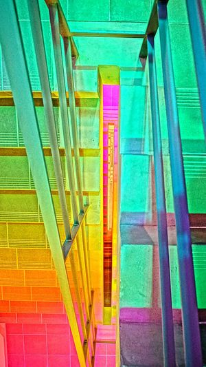 Colors Color Portrait Colorful Colorsplash Stairs JCC Art Center Ando Tadao Architecture Light Colors Best Of Stairways Colour Of Life