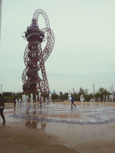 Arcellor Mittal Orbit Tower. LONDON❤ Architecture Olympicpark