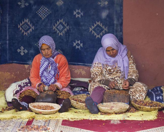 Marrakech Argan Medina Morocco Trip Women Who Inspire You Culture Culture And Tradition Marrakech Moroco Streetphotography Trip Photo Women Of EyeEm