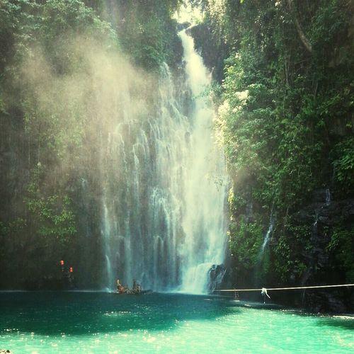 Nature Tinago Falls Vacation Mode Enjoying Life