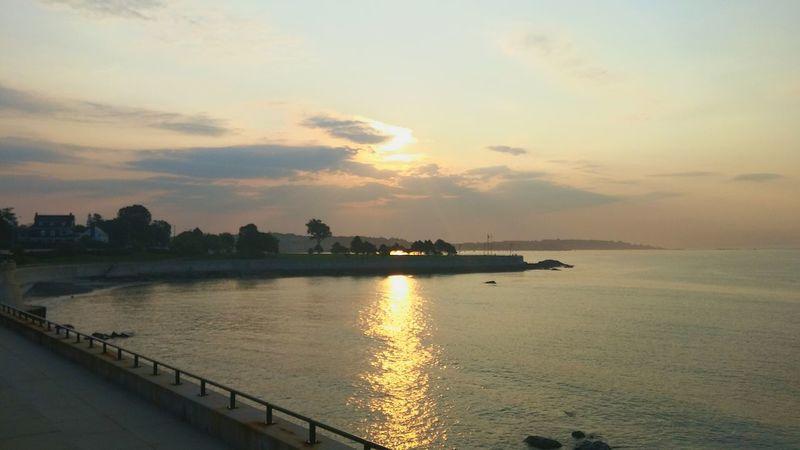 LYNN Amanecer Playa Sol Sun Amanecer En Mi Ciudad