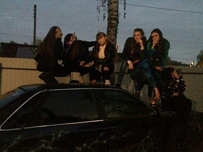 Арина,Аня,Настя,Даша,Валера,Я,Яна BBF Love друзья😚 дружба