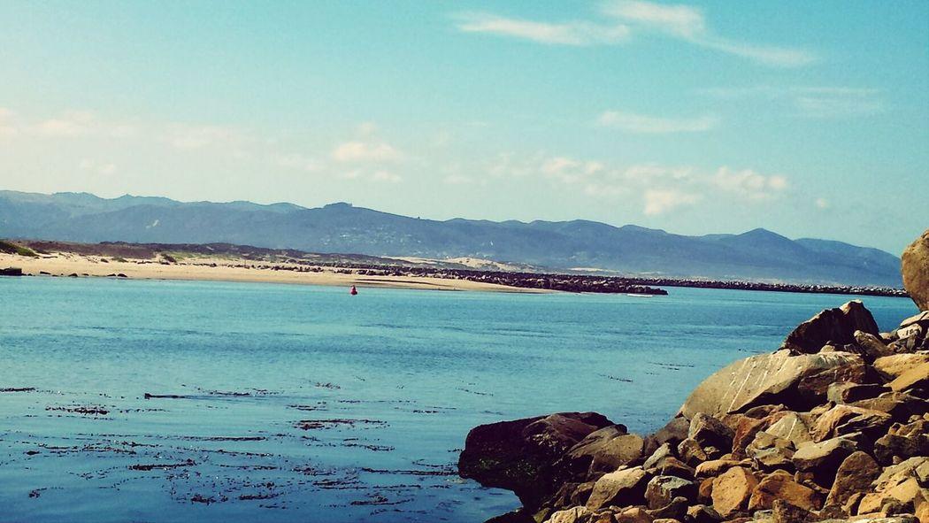 Road Trip Sea Beautiful Scenery