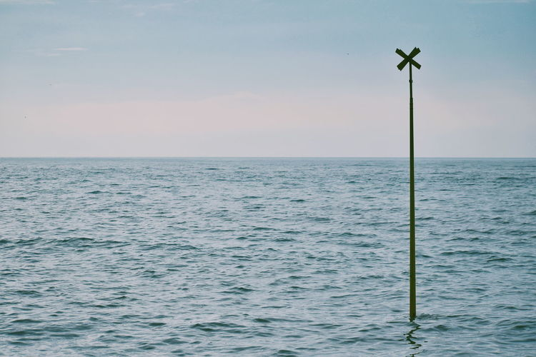Calm Channel Cross France Beauty In Nature Blue Clear Sky Horizon Horizon Over Water Iron Cross Nature No People Ocean Outdoors Sea Sky Tranquil Scene Tranquility Water Waterfront My Best Photo