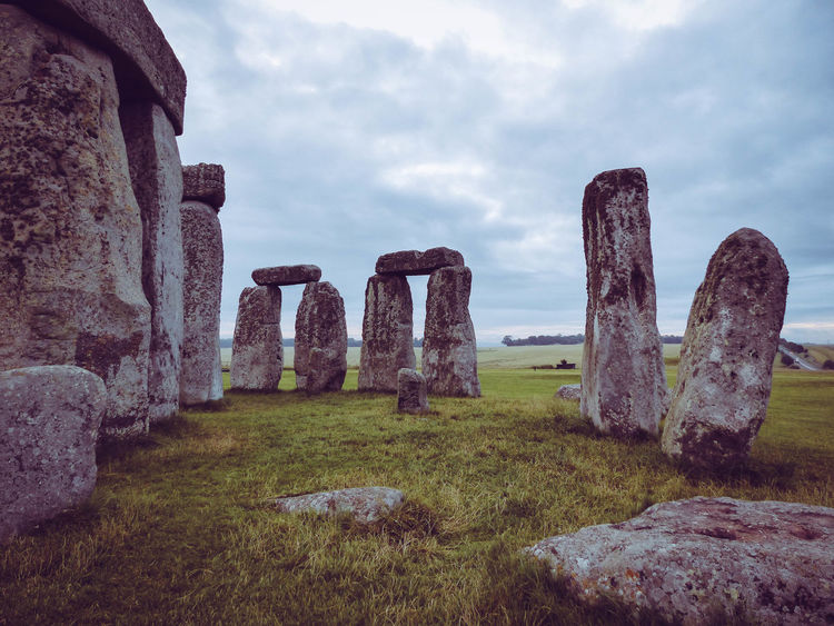 England, UK Stonehenge Memorial United Kingdom Ancient Ancient Civilization Architecture Grass History Nature No People Outdoors The Past Tourism Travel Destinations EyeEmNewHere The Great Outdoors - 2018 EyeEm Awards The Traveler - 2018 EyeEm Awards