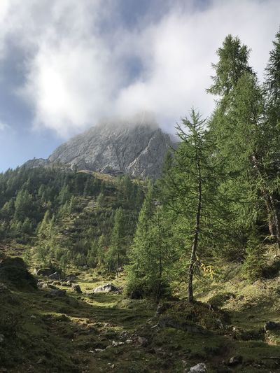 Dolomites near