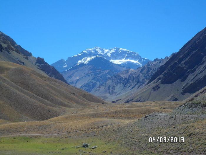 Aconcagua Mendoza.