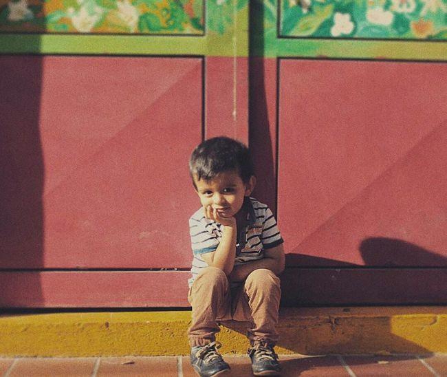 CaliCaló. Gabriel Lasucursaldelcielo CaliColombia Child