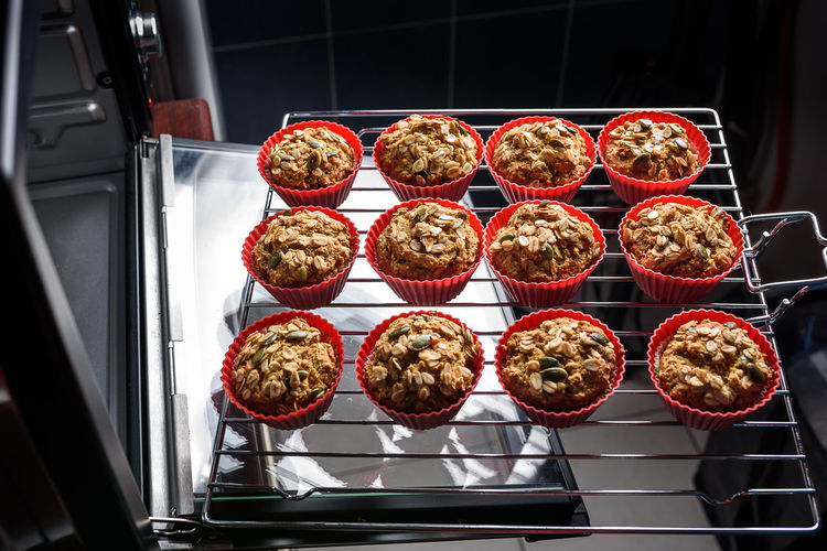 Baking cupcakes. Sweet cakes. Cooking process of muffins Cupcakes Dessert Home Homemade Oven Bakery Baking Cupcake Delicious Food Kitchen Muffins Sweet