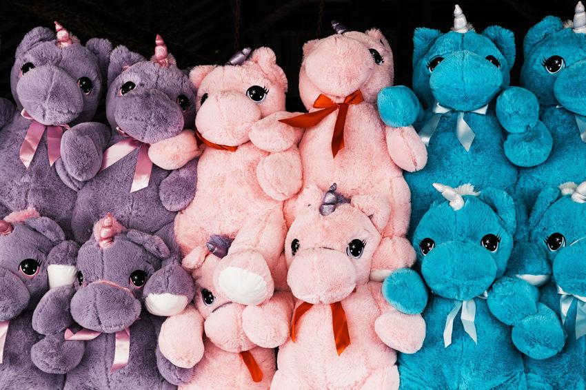 Unicorn Abundance Order Repetition Retail  Toy