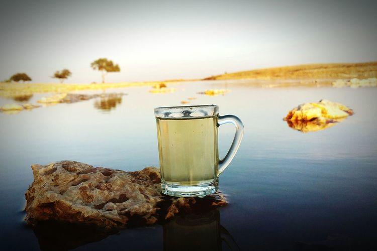 Water Drink Sea