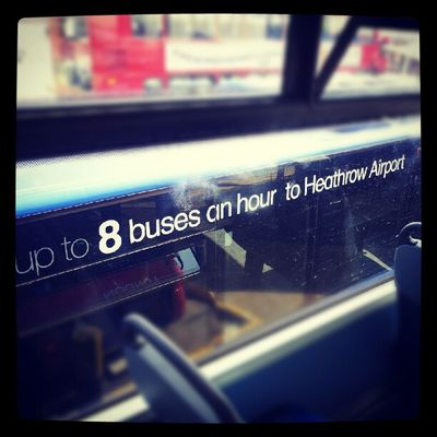Fly The Bus?