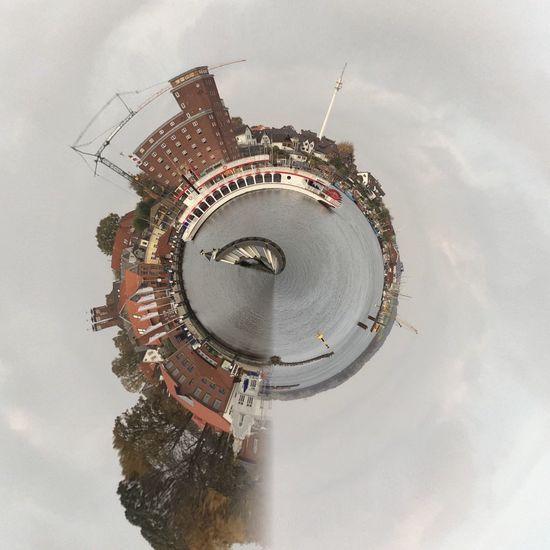 304/365 Kappeln Tinyplanet Bilsbekblog Photo365 Sorcerer86 Photooftheday Eyeemgermany Iphone6 IPhoneography Eyeemkappeln