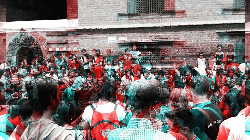 Lakhey Dance