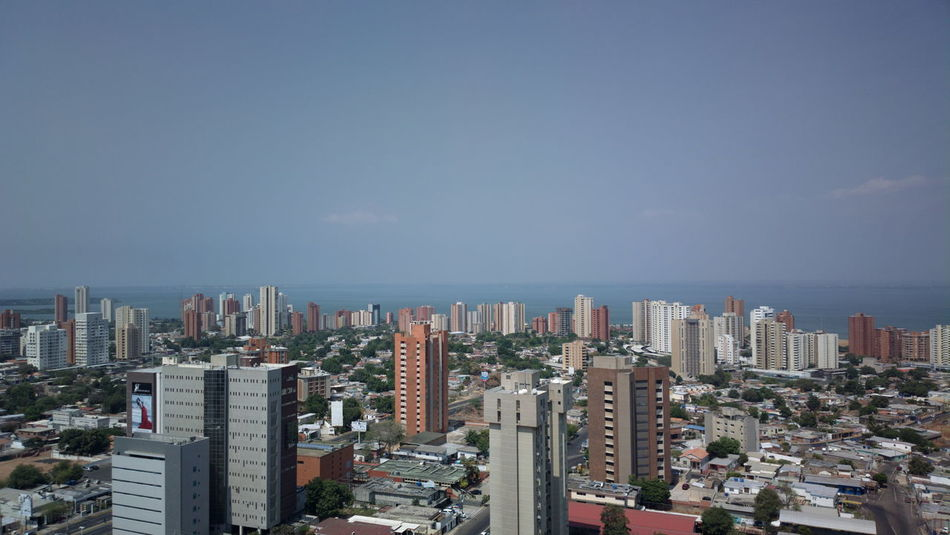 A Little view from Maracaibo. Maracaibo Lago De Maracaibo
