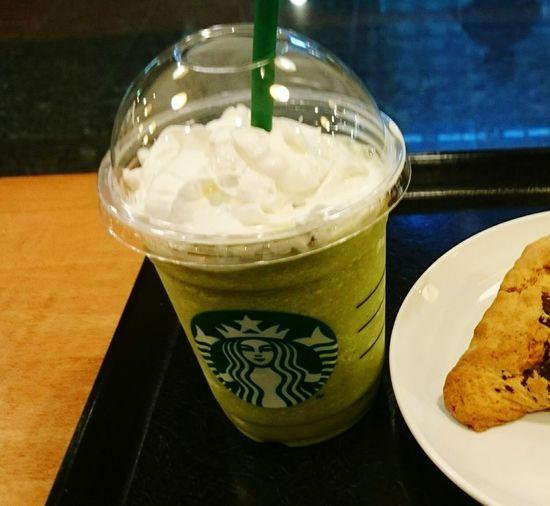Starbucks Matcha Frappecino