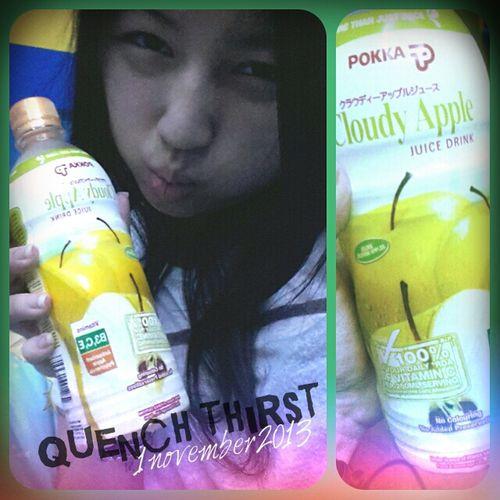 Fruit Juice Quenching My Thirst  Taking Photos