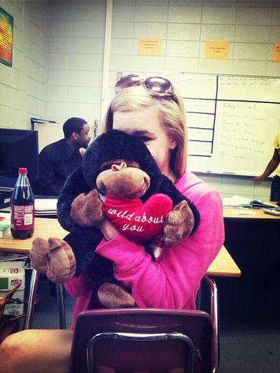 My Monkeyy !((: