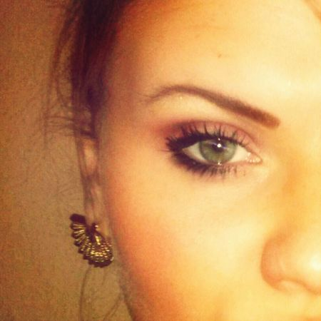 Green Eyes Hello World Beauty :* #JLO