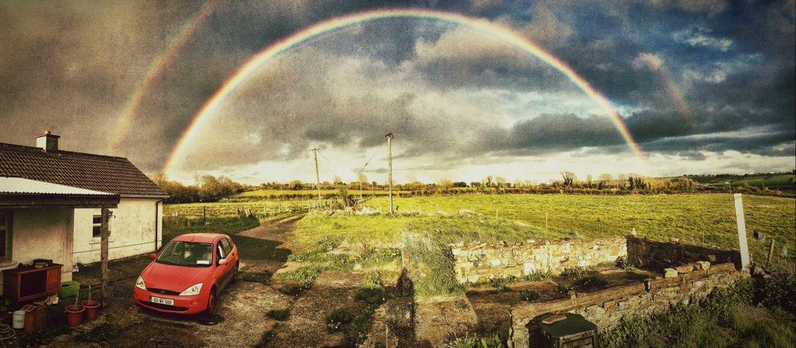 WHAT DOES IT MEAN!? Rainbow NEM Banal Hey Diddley Dee, The Country Life For Me A Splash Of Colour