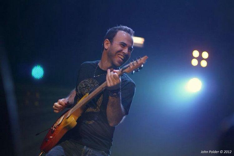 Dave Weiner (Steve Vai) - G3 2012 - Amsterdam, Holland Daveweiner Guitarist Concert PRS