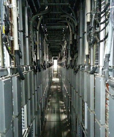 Industrial Symmetrical Symmetry