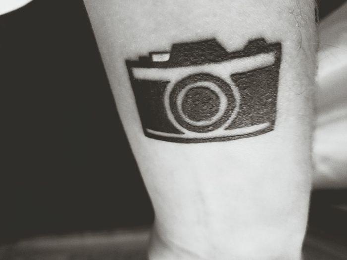 Camera Tattooo Tattoo Hungarianboy mylove