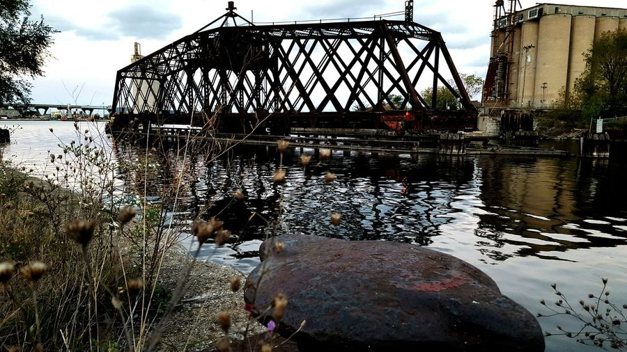 Urban Exploration Milwaukee Bridges Walking Around Port Of Milwaukee Hidden Gems