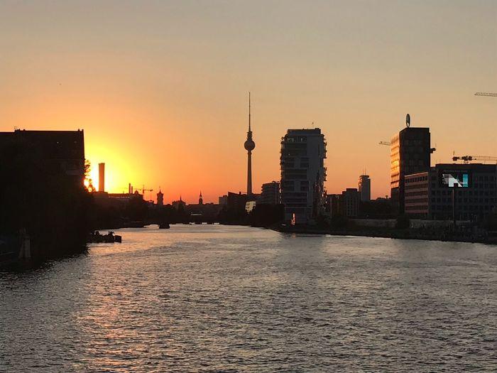 Berlin, River