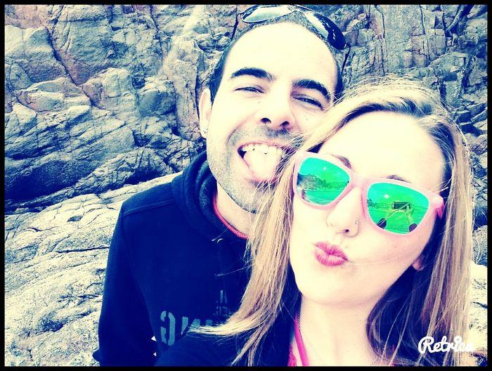 Loveisintheair Love ♥ Onlyyouandme Forever HappyBirthday 26years Glasses Sea Ilovethesea